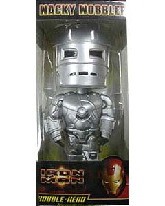 FUNKO 映画版 IRON MAN WACKY WOBBLER IRON MAN MARK I